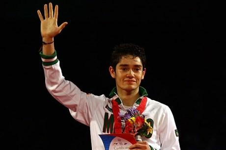 René Lizárraga, campeón nogalense.