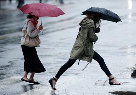 Se esperan lluvias para la mayoría de los municipios del Estado.