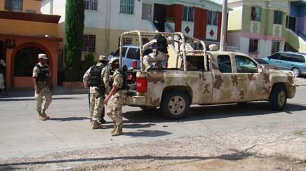 Detalla Sedena motivos por la revisión de policías municipales de Nogales