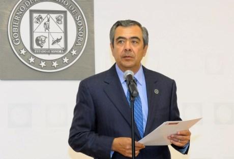 Jaime Tapia Camoú, Secretario de Turismo en Sonora.