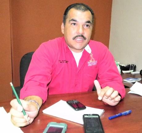El titular de la UMPC, Vicente Sanz Castañeda.
