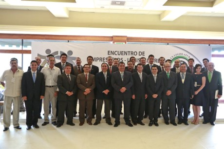 Los Diputados sostuvieron un encuentro con empresarios.