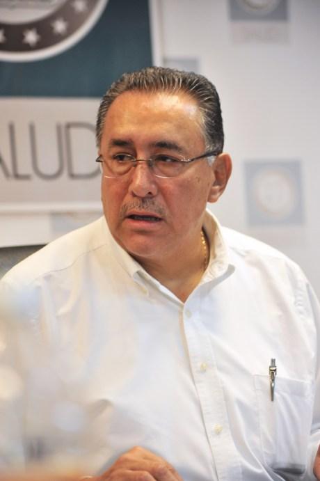 Dr. Sergio Olvera Alba.