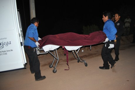 El cuerpo sin vida fue encontrado la noche del miércoles.