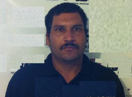 JOSÉ MANUEL ARMENTA ROBLES, PROBABLE RESPONSABLE DEL DELITO DE HOMICIDIO EN NOGALES.