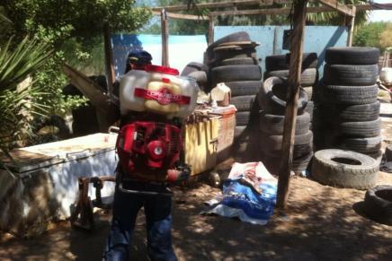 Exhorta Secretaría de Salud exhorta protegerse contra el mosco