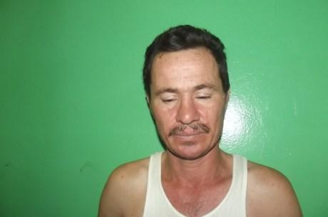 Remigio, otro de los arrestados.