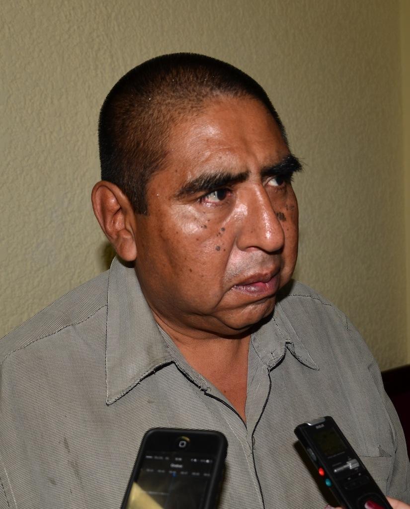 Enrique Rojas Zamora, director de Comunicación Social del Ayuntamiento de Magdalena.