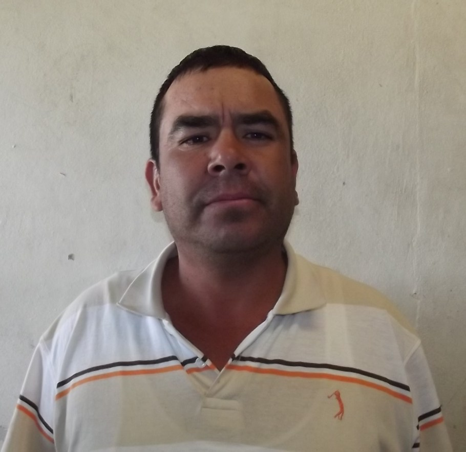 Eusebio Moreno Monreal,  responsable del choque punible.