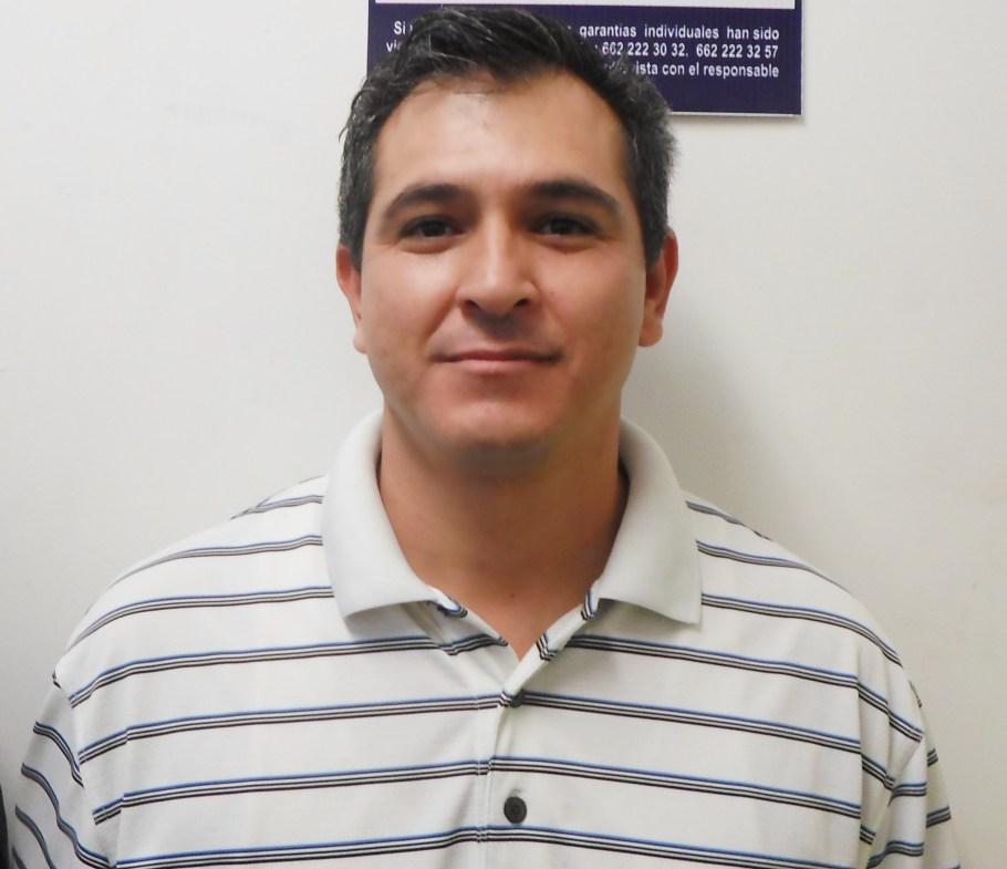 Francisco Javier Lopez Lucero.