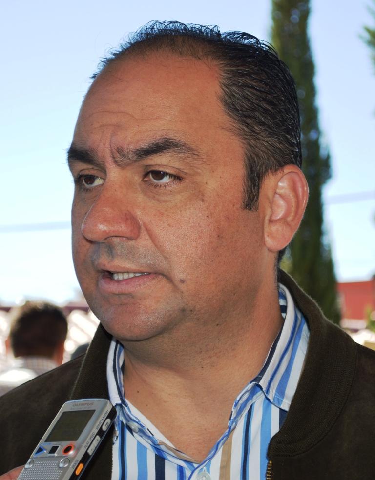 Gerardo Rubio Romero, secretario del Ayuntamiento.