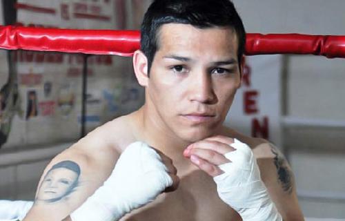 "Hernán ""Tyson"" Márquez."