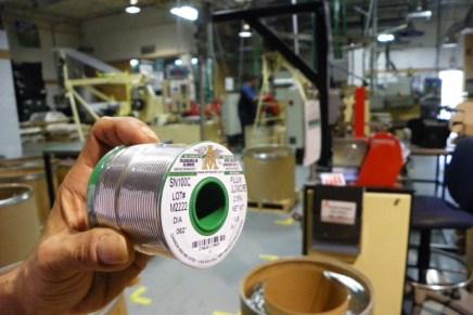 Rebasa máximo histórico industria maquiladora en generación de empleos para Nogales