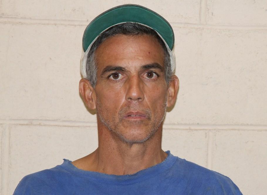Marcelino Romo de Vivar Vásquez, detenido por robo de vehículo.