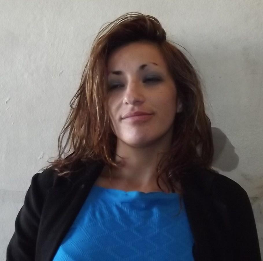 María de Jesús Ríos Madera, acusada de robo.