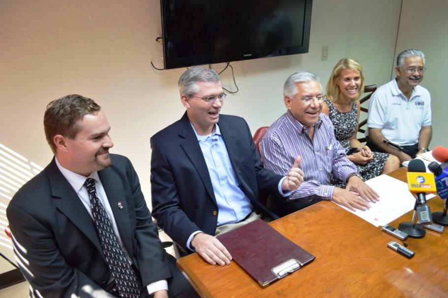 Realizará Consulado de E.U. clínicas de basquetbol en Nogales con equipo profesional de Arizona.