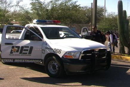 Recuperan agentes de la AMIC a niño de 2 años que fue sustraído de su casa