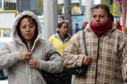 Se esperan 6 frentes fríos en este mes para Nogales