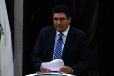 Informe de Trabajo del diputado Humberto Robles Pompa