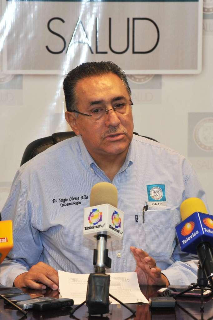 Dr Sergio Olvera Alba.