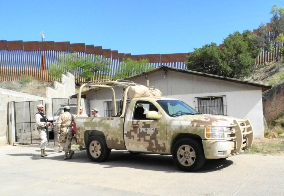 Elementos del Ejército Mexicano lograron varios decomisos durante marzo pasado.