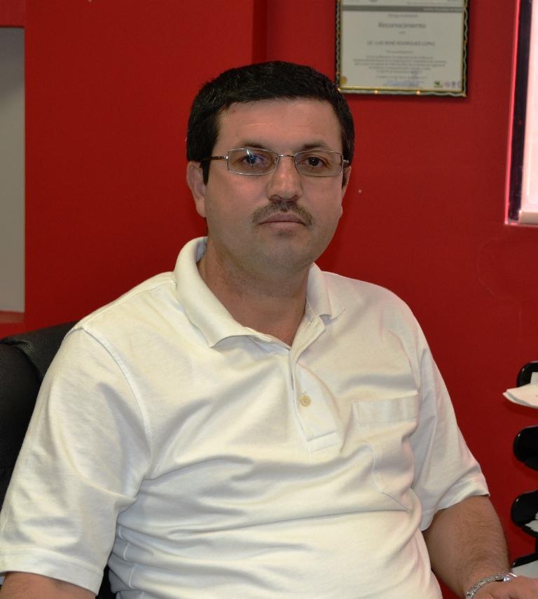 Procurador de la Defensa del Menor, Luis René Rodríguez López.