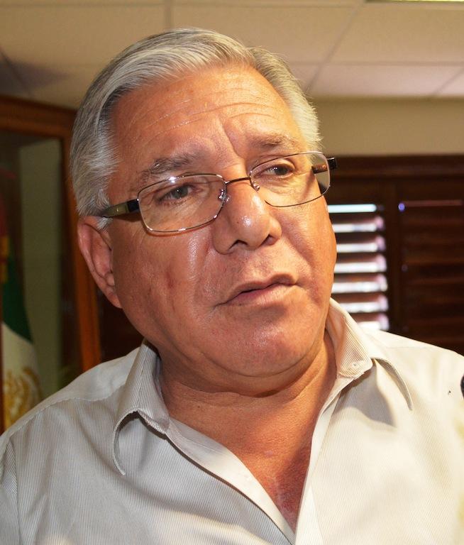 Ramón Guzmán Muñoz, presidente municipal.