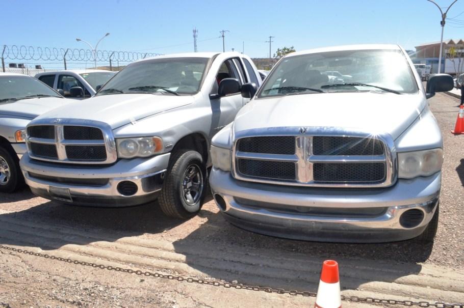 Recibe RGM donación de vehículos por parte del SAT.