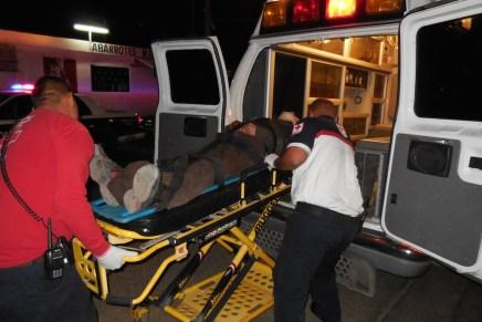 Se intoxica familia de La Mesa por inhalación de gas butano
