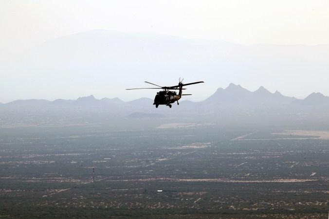 Foto cortesía CBP Arizona.