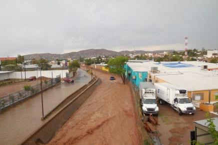 Emiten especialistas importante resolutivo y propuestas tras lo acontecido con la lluvia en Nogales