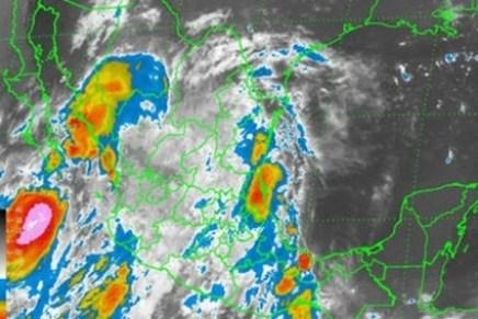 Norbert ahora es categoría 1, continúa generando lluvias intensas