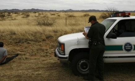 Atrapan a violador de niños en la frontera de Nogales, Arizona