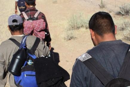 A la baja menores repatriados no acompañados de adultos por Sonora