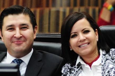 Congreso aprueba licencias de Neblina, Nieves y López; dejan a Mireya Almada como coordinadora del GPPAN