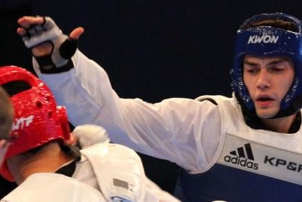 Taekwondoín nogalense competirá en el Abierto de EUA
