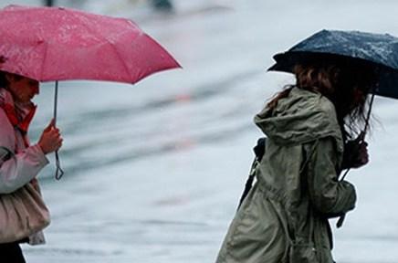 Piden extremar precauciones por posibles lluvias