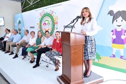 Impulsa Gobernadora Pavlovich erradicar de Sonora el trabajo infantil