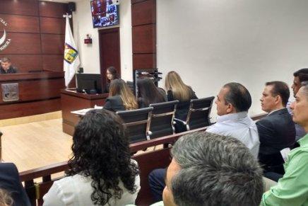 Continúan negando el acceso a medios de comunicación a Sala de Juicios Orales