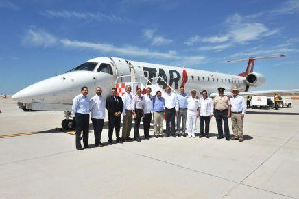 Impulsa COFETUR vuelos comerciales a Puerto Peñasco