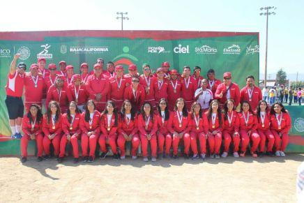Batea Sonora a la Baja: Gana oro en 'soft' varonil
