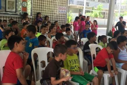 """Concluye programa de """"Escuela de Verano"""" en Nogales"""