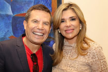Reconoce Julio César Chávez apoyo de la Gobernadora Pavlovich al deporte