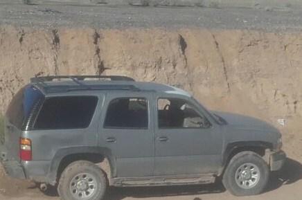 Localizan camioneta cargada con droga en Caborca