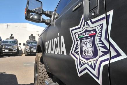 Abaten a balazos policías estatales a secuestrador