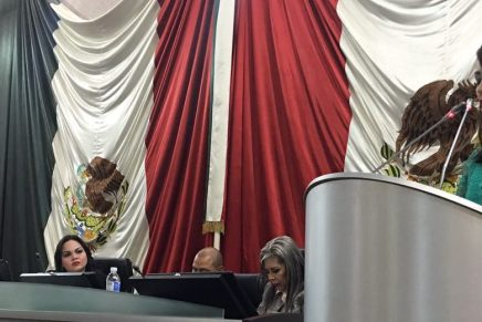 Presenta Carolina Lara iniciativa con proyecto de Ley de Responsabilidad Patrimonial de los Servidores Públicos del Estado de Sonora