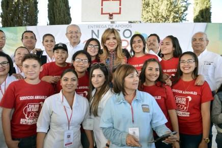"Anuncia Gobernadora Pavlovich programa ""Vivienda para Todos"""