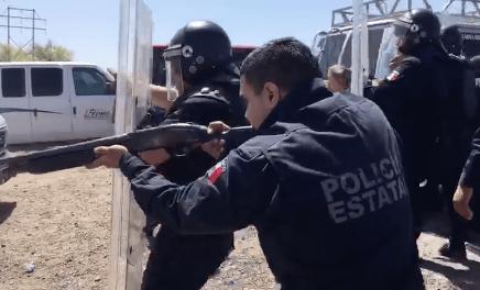 Liberan autoridades carretera Hermosillo-Bahía de Kino, desalojan a manifestantes