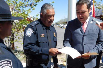 Proponen alcaldes de ambos Nogales nuevo carril Sentri para la garita Mariposa