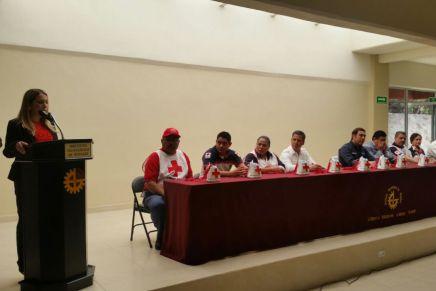 Arranca campaña de colecta para la Cruz Roja en Nogales